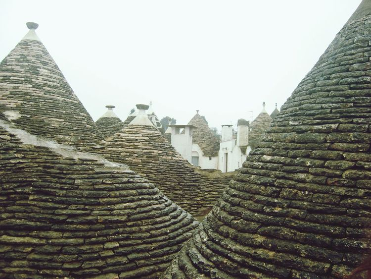 Alberobello - Puglia Alberobello Alberobelloexperience Pugliagram Roof Structure House Roof Old Buildings Tourism Centro Storico Architecture