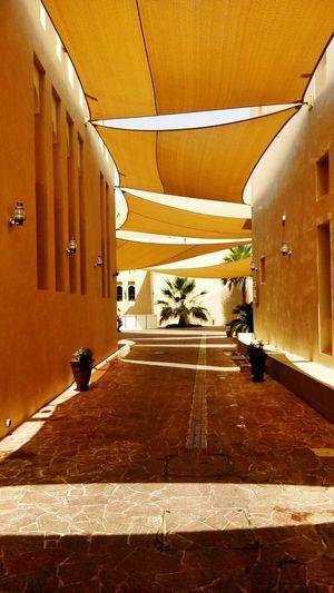 Doha Qatar Minimalist Architecture Katara Katara Hall