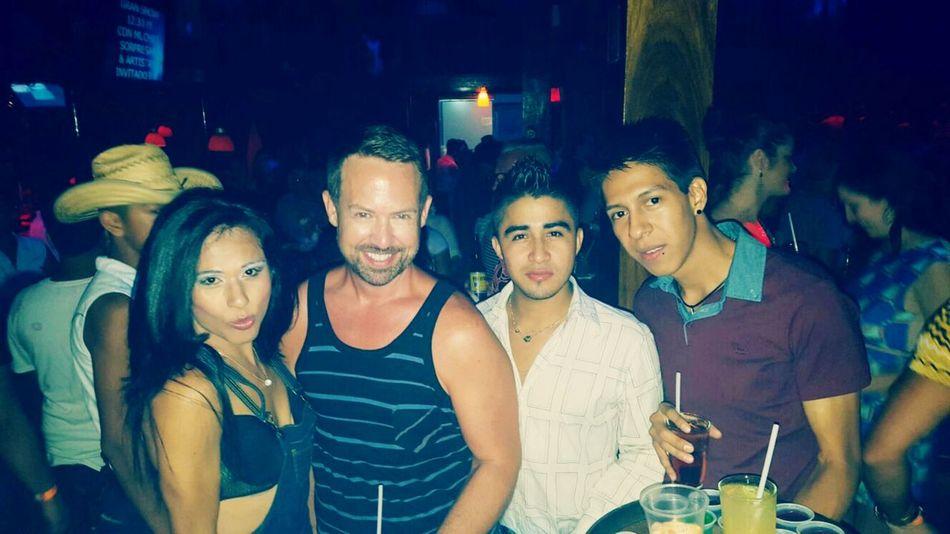 It was a great night with Friends Having Fun Dancing Drinking Smoking Jellyshots Clubbing Club Night