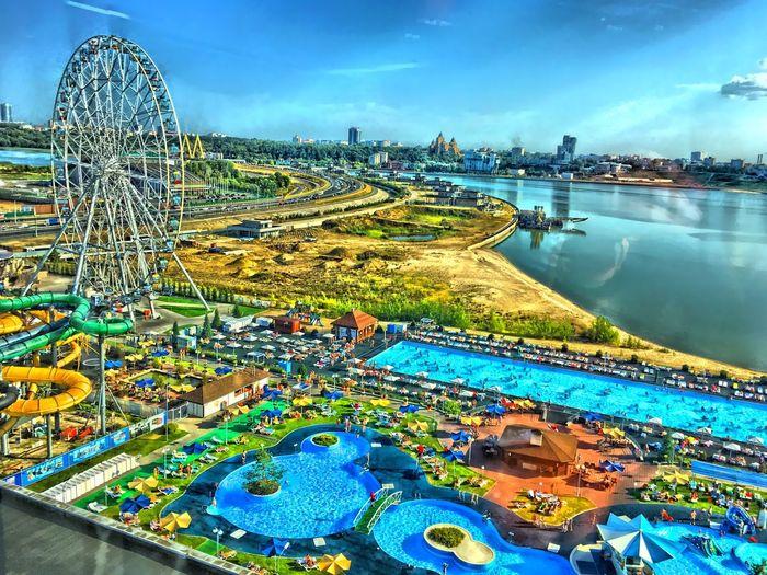Weekend.... River Relax Aquaparkhotel Kazan Russian Federation Fun Russia