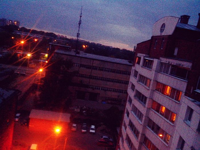 Night Irkutsk First Eyeem Photo