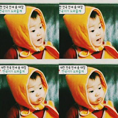 ???? Thereturnofsuperman Thesongtriplets Minguk Cute Aegyo