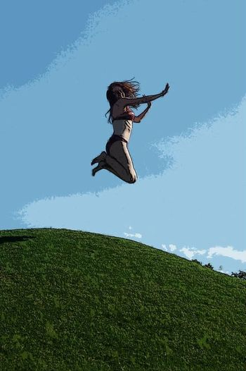 Jumpshot Jumping Jumjum Jumping !