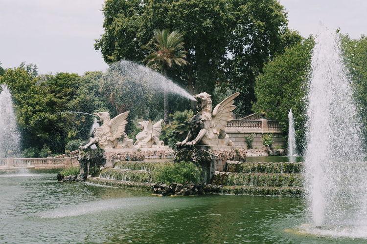 Parc de la