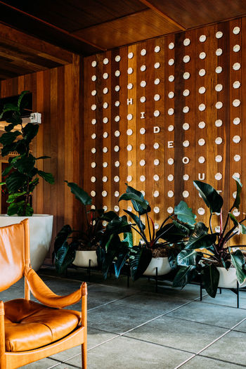 Autograph Collection Hotels In The World Absence Architecture Built Structure Chair Day Domestic Room Empty Flooring Furniture Hotel Indoors  Large Group Of Objects Lounge Luxury Nature No People Plant Potted Plant Seat Table Wall - Building Feature Window Wood - Material