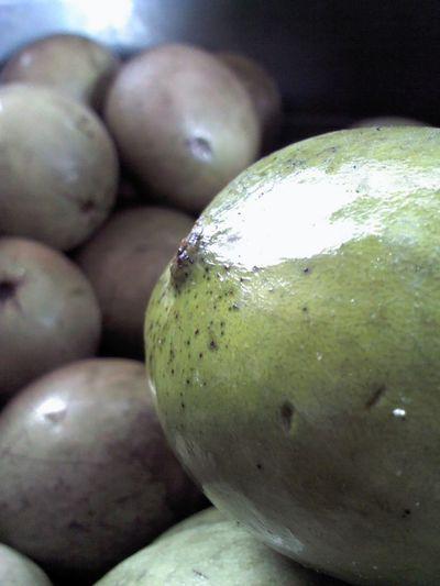 kaimito at mangga Philippines Fruit