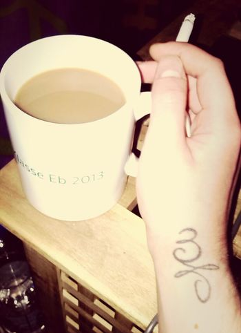 that shit doesn't work today. Coffee & Cigarettes Coffee And Cigarettes Tattoo