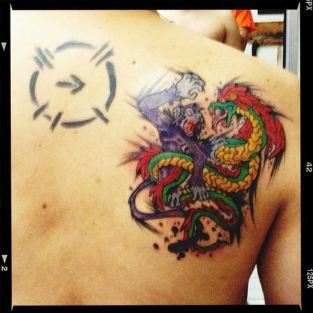 Tattoo Tattoos Quetzalcoatl Monkey