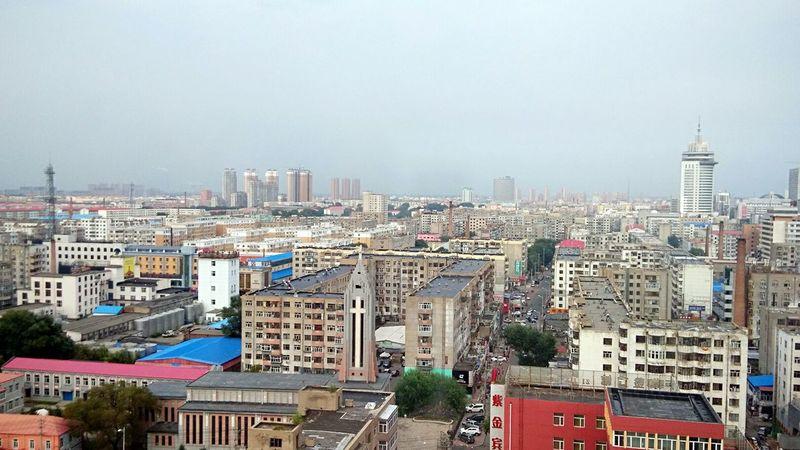 老城 Qiqihar City View  China