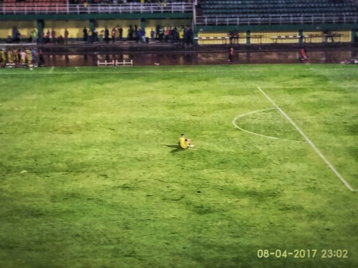 Krisniqi Liridon Pitch Kedah Draw Unbeatable No2
