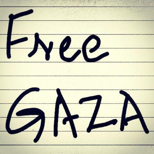 Freegaza FreePalestinians