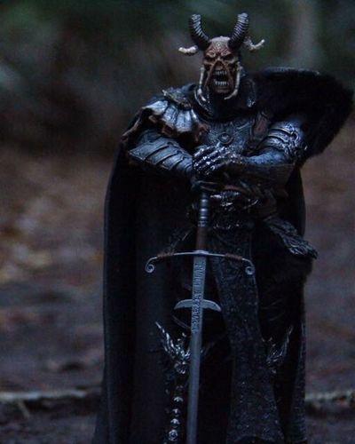 Jorvak the Skullsplitter Actionfigure Ata_dreadnoughts Toy Photography Vikingspawn Spawn