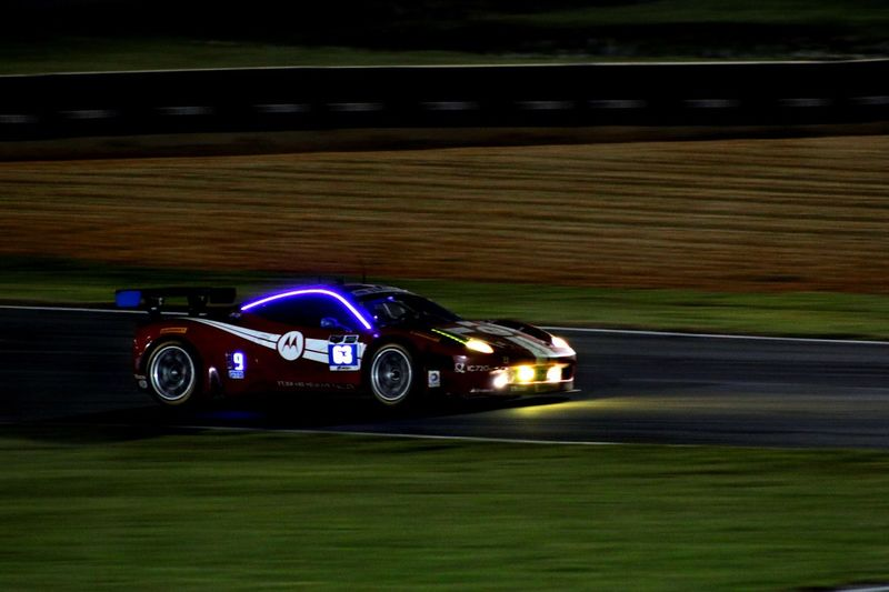 Petit Le Mans Road Atlanta Cars Driving Racing