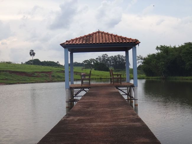 Absence Architecture Bridge Bridge - Man Made Structure Building Exterior Built Structure Column Connection Engineering Gazebo Leading Narrow Outdoors Pier Railing River Roof The Way Forward Wood Wood - Material