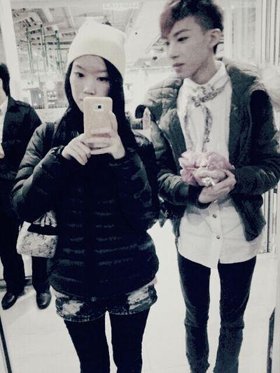 點解你好似高咁多架-.- HongKong Girl Chok Friends Boy