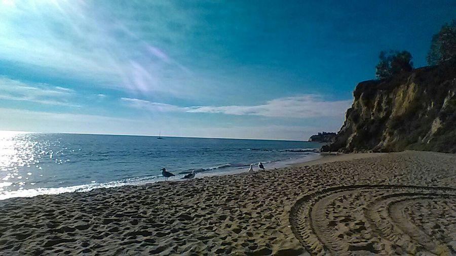 Shot in Malibu, CA Beachphotography On The Beach Malibu Beach Scenery Shots Beach Ocean California Love Pacific Ocean Tranquil Scene