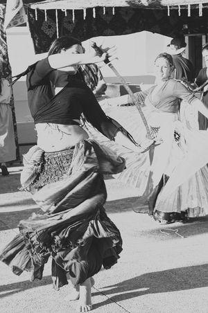 EyeEm Best Shots - Black + White Mediaval Festival EyeEm Best Shots - People + Portrait Monocrome Design Black And White People Of EyeEm Mediaval B&w Photography Dancing Girl Dancing Around The World