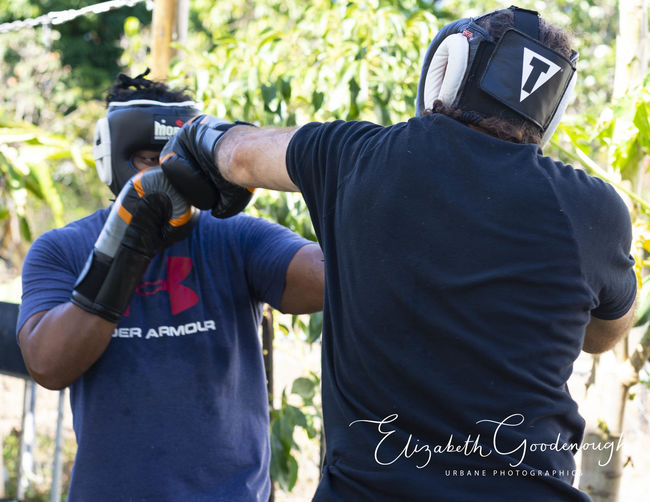 Boxing - Sport Training Day Sparring Session Excercising Fitness Training Goodhealth Strong Womenboxing Men Sparing Femaleboxers Townsville, Queensland.