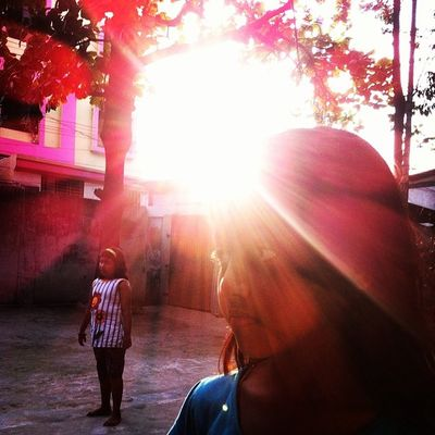 the daily light! Js Daily Light Shadow Ray Home Yard Play Cricket SIAN Family Photography Photojournalism Documentary IPhone Iphoneonly Iphonography Dailybest Insta Instapic Instagood Instagram Chaktai Chottogram Chittagong The Portraitist - 2017 EyeEm Awards