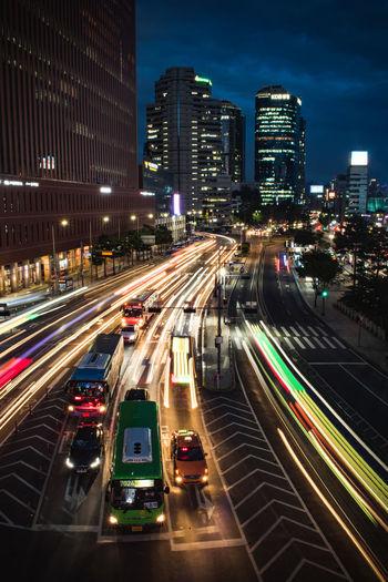 Seoul is a city