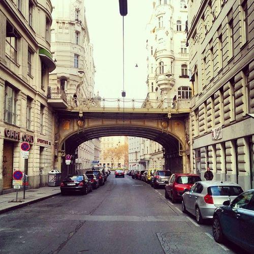 Bridge Innercity Vienna Austria igerswien viennasightseeing wien austria viennaonly