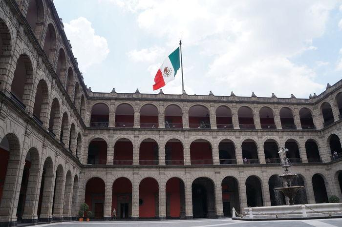 La bandera mas bonita del mundo ¡¡¡ Flag Cdmx Bandera De Mexico
