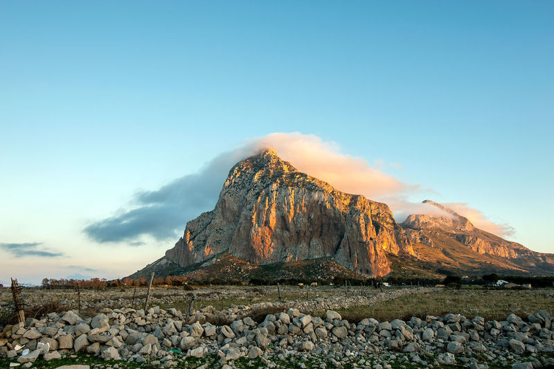 Sicily ❤️❤️❤️ Beauty In Nature Cloud - Sky Day Environment Eroded Idyllic Landscape Malephotographerofthemonth Monte Cofano Mountain Mountain Range Nature No People Non-urban Scene Remote Rock Rock - Object Rock Formation Rural Scene Scenics - Nature Siciliabedda Sky Tranquil Scene Tranquility