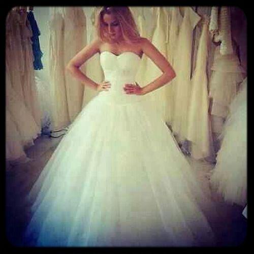 Mein Kleid Später Vor Dem Alta :D *.*