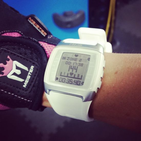 Look what I got to TRAIN With!!!! My new polar watch!!!! Weight Training  Weighloss Fit Life