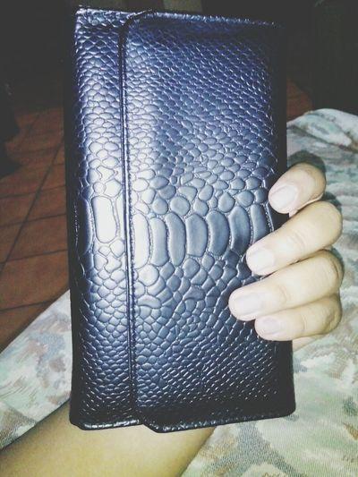 me encanta mi nueva billetera ??? Chanel❤