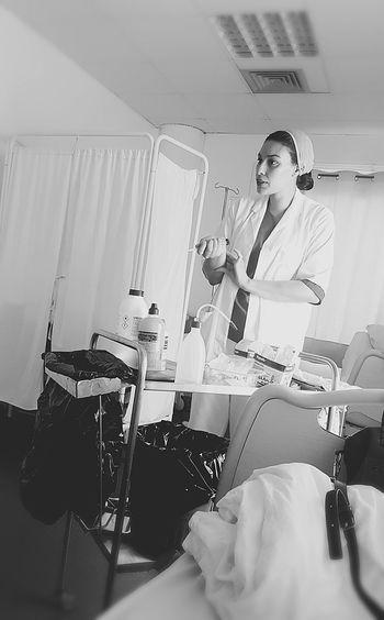 Nurse Hospital Sciences Medecine Technology Human Hand Mixing Skill