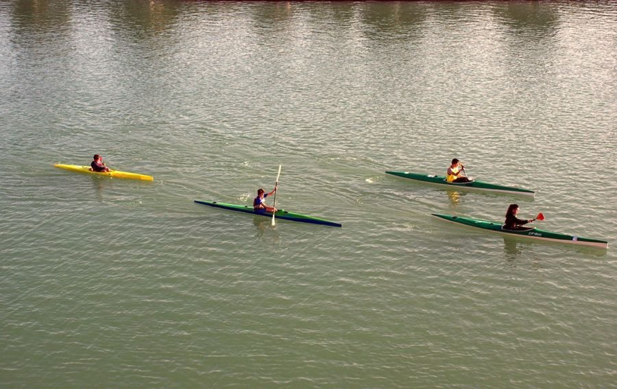 Small And Swift Canoes Sport