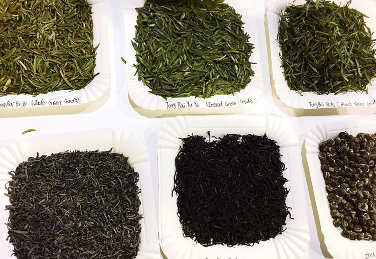 Tea tasting Green Tea Loose Leaf Tea Looseleaf Tea Shop Tea Choice Food And Drink Market Tea Crop Healthy Eating
