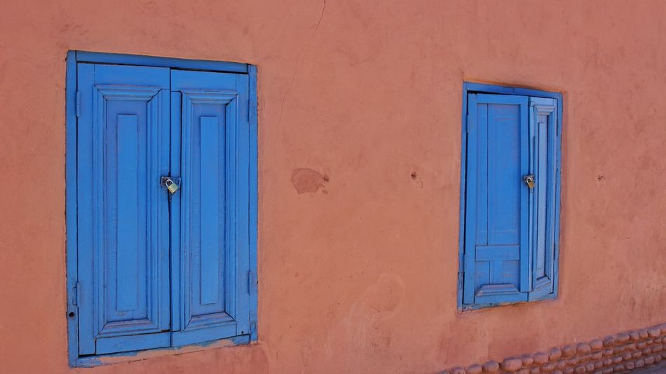 True Colors Windowporn Architecture Closed Blue