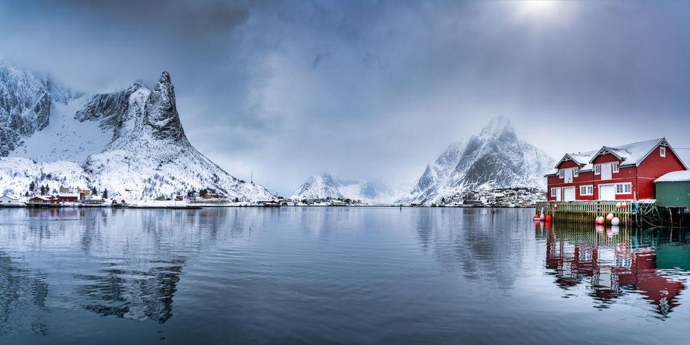 Photo taken in Reine, Norway