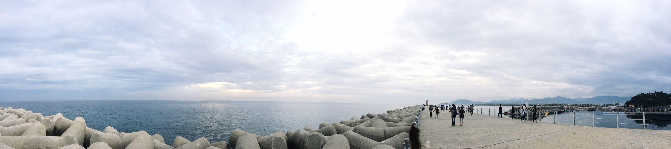Sea Korea Quayside Port