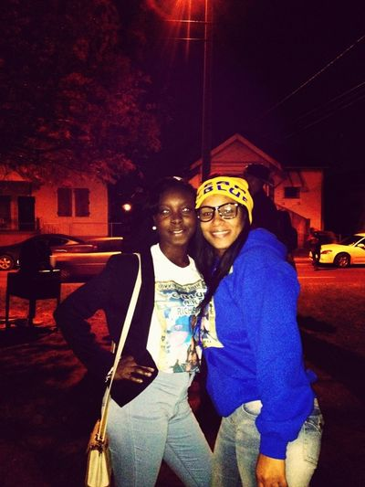 Me & My Favvvriote Girl Fallon #Corey Sis