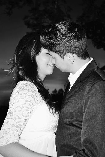 Trash The Dress Black & White SP P&B Wedding Photography Nikonphotography Night Love