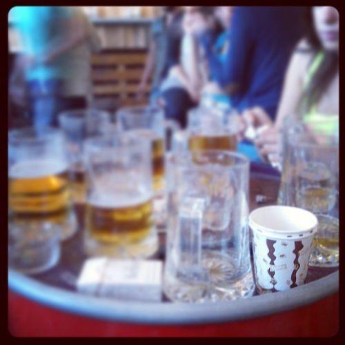 De la Cafeinne en pleine Bière