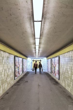 The decision artist:DAX PHOTOGRAPHOHOLIC I born to capture   The Way Forward Walking Adult Tunnel Full Length Architecture City Life People Silhouette Built Structure City Real People Germany 🇩🇪 Deutschland Smartshots The Architect - 2017 EyeEm Awards EyeEm Best Shots - Architecture Mobilephotography EyeEm Gallery Architecture Traveleurope EyeEm Selects Kassel