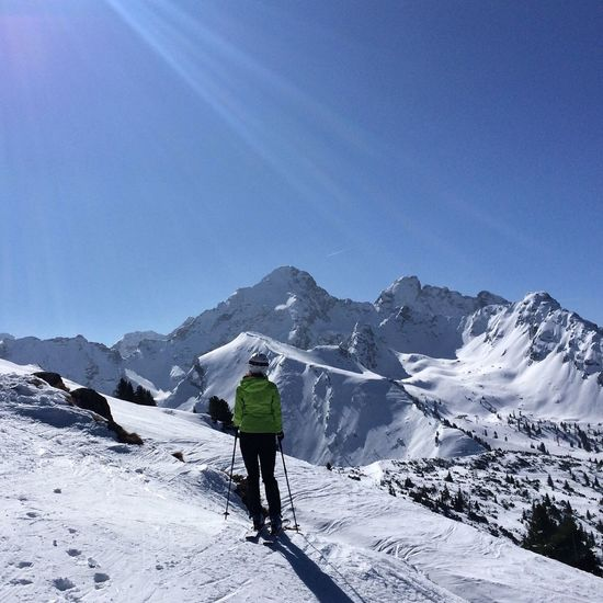 Bergmomente2016 Bergwelten Weareskiing Summit View