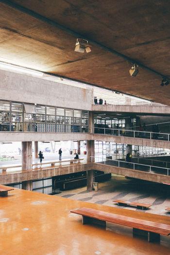 Architecture Sao Paulo - Brazil Archidaily Arquitetura Building Canon Close-up Concrete Love The Game Spaces
