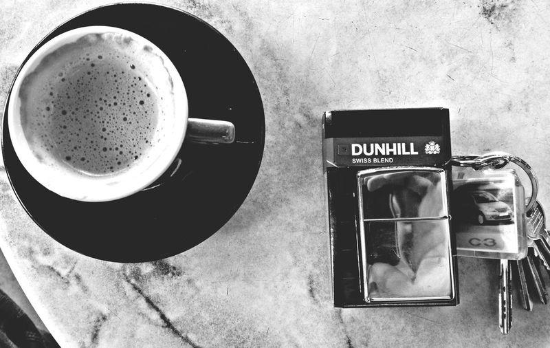 Coffee Smoking Zippo Goodmorning #........start me up..........!!!!