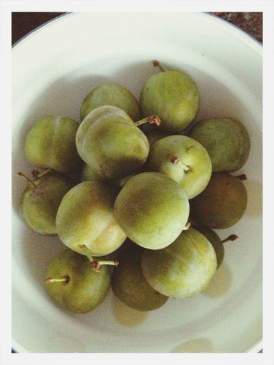 Greengages. Food Vegetarian Food Fruit GReEngage
