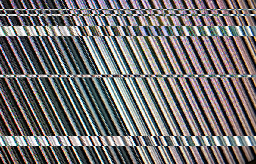 Architectural Feature Backgrounds Blue Detail Full Frame Geometric Shape Modern Pattern