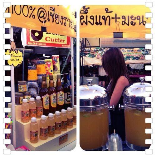 Honey with lemon lol