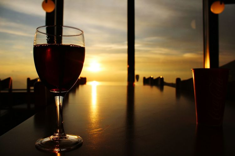 A glass of red wine makes a perfect dine! Wineglass Wine Drink Sky No People Table Sunset Switzerland Leysin Switzerlandpictures Nature Canon1300d Travel Alcohol Drinking Glass Food And Drink Reflection Mtcoxandkings Water Outdoors Close-up Day First Eyeem Photo Redwine EyeEmNewHere Thegreatoutdoors-2017EyEmawards Photojournalist-2017 EyeEm Awards