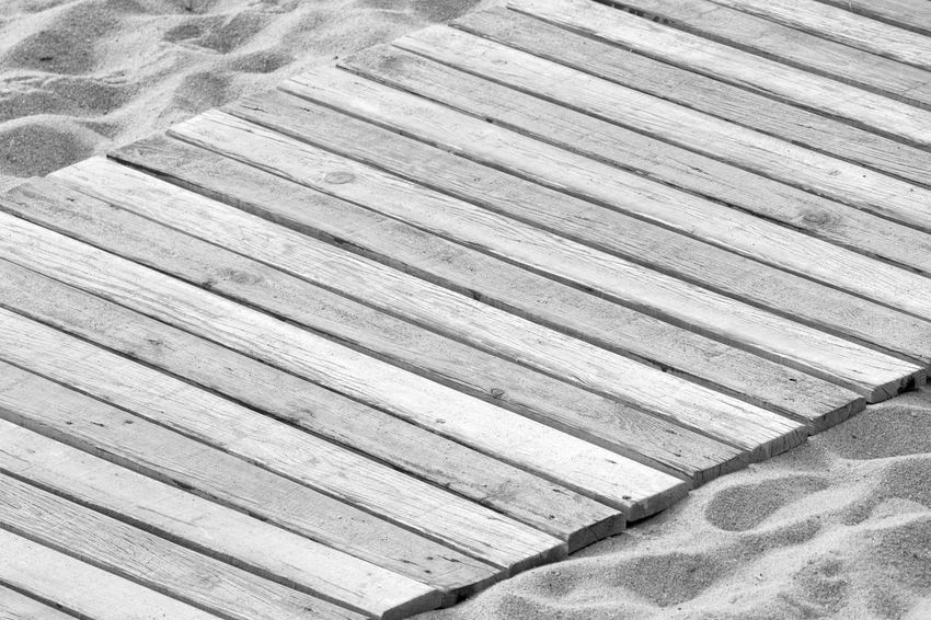Backgrounds Black & White Black And White Blackandwhite Blackandwhite Photography Bnw Close-up Eye4photography  EyeEm EyeEm Best Shots EyeEm Bnw EyeEmBestPics High Angle View Monochrome Outdoors Pathway Pathways Pattern Pattern Pieces Pattern, Texture, Shape And Form Wood - Material Wood Planks