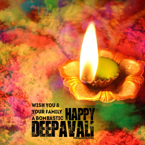 May this Diwali bring joy, health and wealth to you. Wish everyone a very Happy Deepavali & Happy Holiday .. Deepavali  Festivaloflights Diwali Diwali Lamps