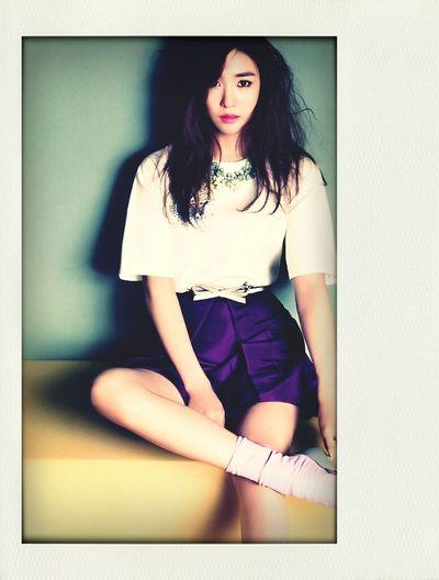 SNSD Tiffany Hwang Sone Kpop